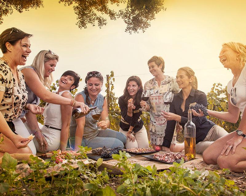 """Uitgeverij Lannoo - Winebook """"Vrouwen Maken de Wijn"""""""
